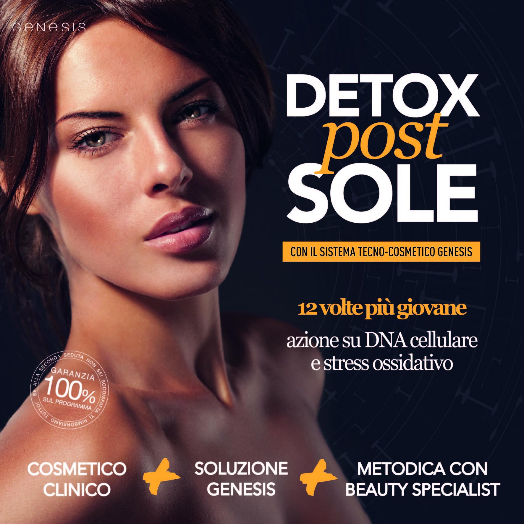 Read more about the article Rinvigorisci la tua pelle dopo lo stress estivo!