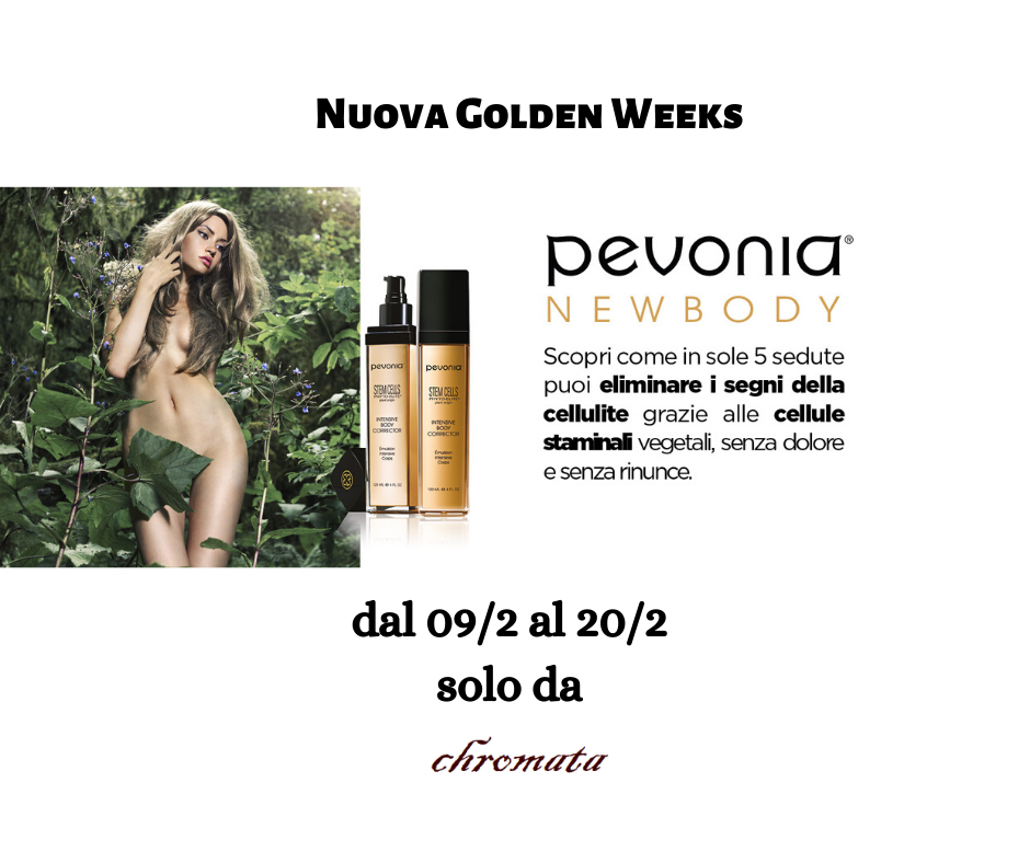 Read more about the article Nuova Golden Weeks